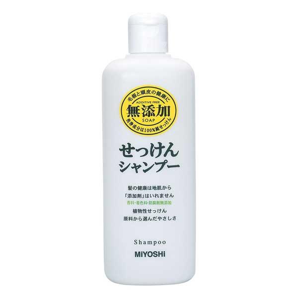 ミヨシ石鹸シャンプー